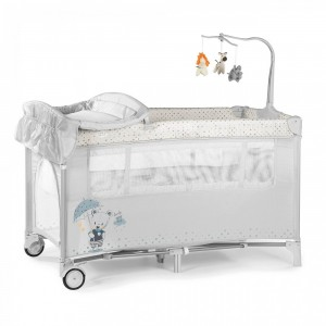 Travel cot MS Complet Plus