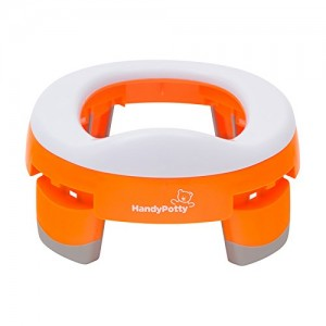 Orinal Portatil Nikidom Handy Potty