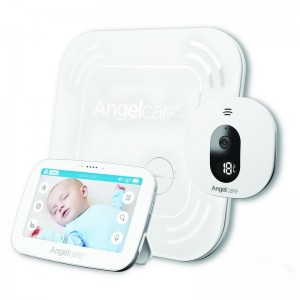 Angelcare vigilabebes con video, audio y control de movimiento